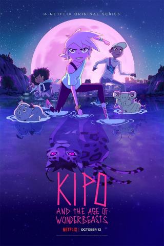 Kipo Và Kỷ Nguyên Kỳ Thú (Phần 3)